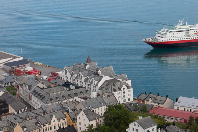 Norwegen Alesund