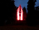 Darmstadt Rosenh�he 10000 lights Illumination